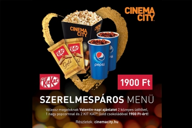 Cinema City: Valentine's Day