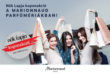 Marionnaud women's day offer