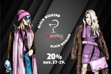 Unipatika Black Weekend