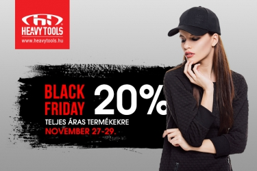 Heavy Tools Black Friday