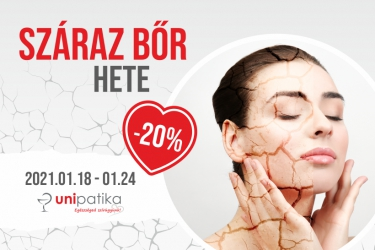 Unipatika: Dry Skin Week