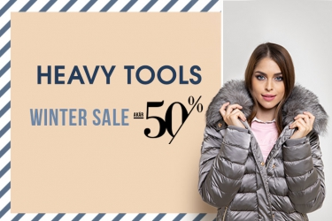 Heavy Tools: winter sale -50%