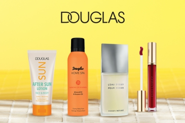Discount in July - Douglas