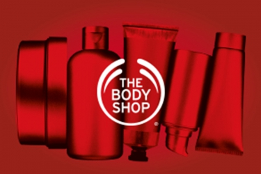 The Body Shop - winter sale